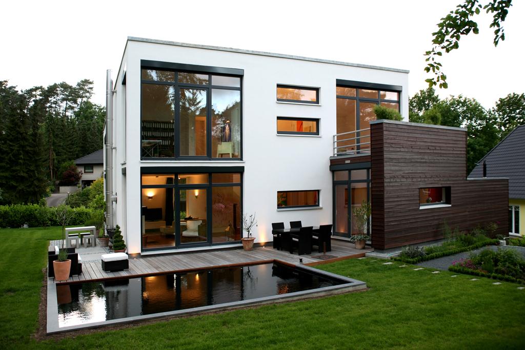 pultdachhaus jesteburg studio b2. Black Bedroom Furniture Sets. Home Design Ideas